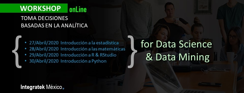 Data Science - Integratek México