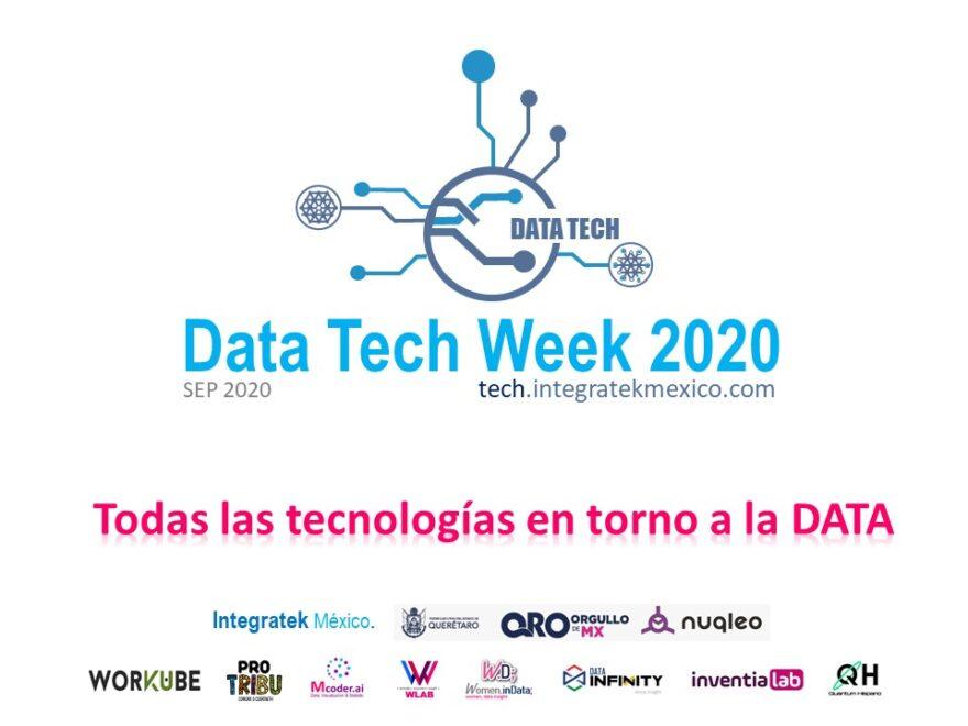 Data Tech Week 2020