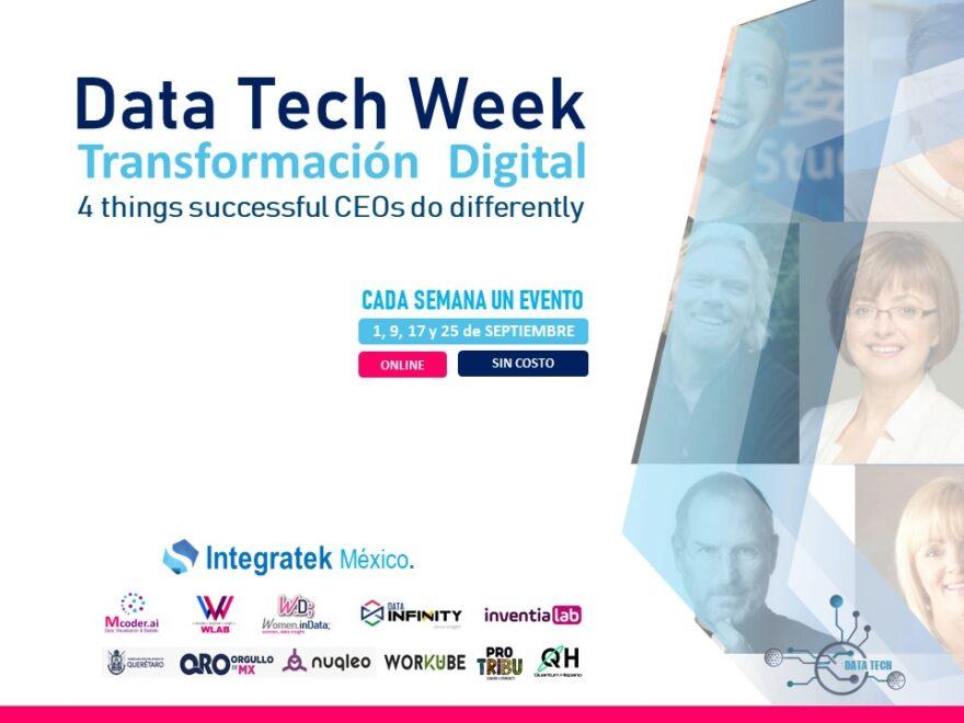 Data Tech Week 2020 / Mcoder.ai