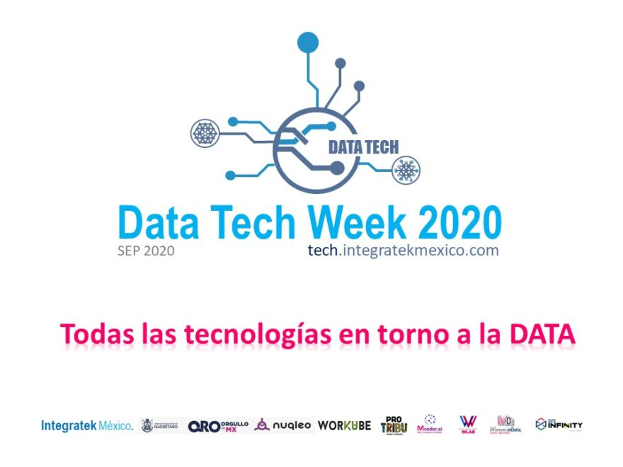 Data Tech Week 2020 - Mcoder.ai